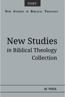 New Studies in Biblical Theology Collection | NSBT (45 vols.)