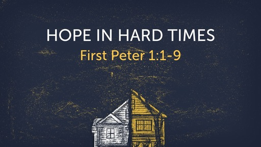 The Homebound Series - Hope In Hard Times