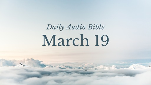 One Year Daily Audio Bible