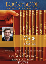Book by Book - Mark - with Rico Tice - Episode 5 - Jesus, who transforms our Hearts