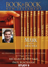 Book by Book - Mark - with Rico Tice - Episode 9 - Jesus, the Passover Lamb