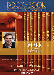 Book by Book - Mark - with Rico Tice - Episode 7 - Jesus, the Son of Man
