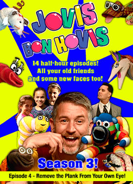 Jovis Bon-Hovis and the Creation Crew - Season 3