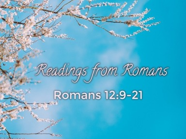 Readings from Romans 20