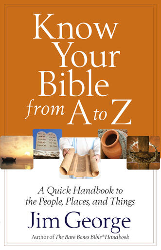 Know Your Bible from A to Z Cover