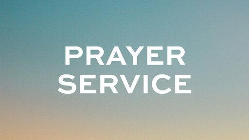 COVID-19 Prayer Service
