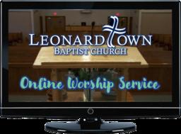 LBC Online Worship Service