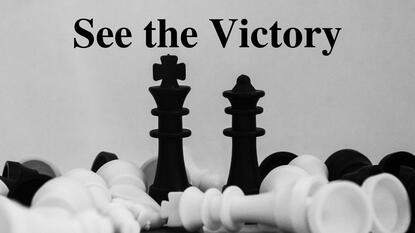 See the Victory: The Passover