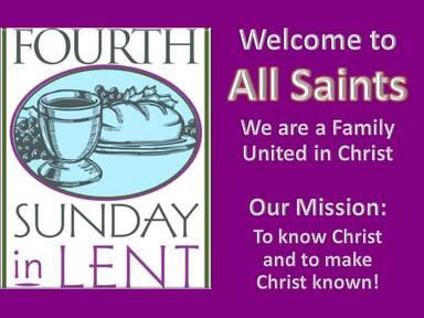 03-22-20 4 Lent