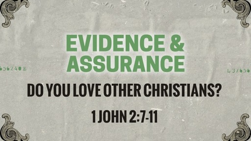 Do you love other Christians?