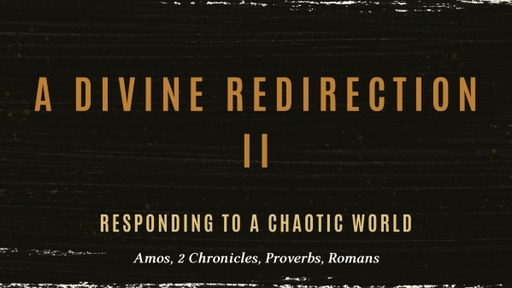 Responding to a Chaotic World