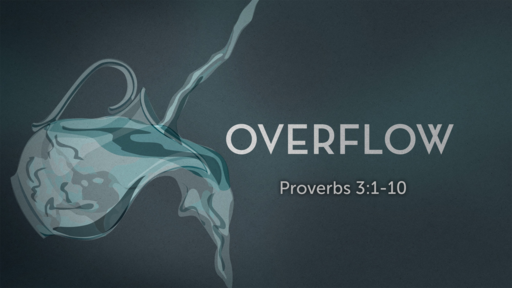 March 22nd, 2020 - Overflow (Wk 3)