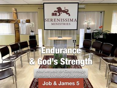 Endurance & God's Strength