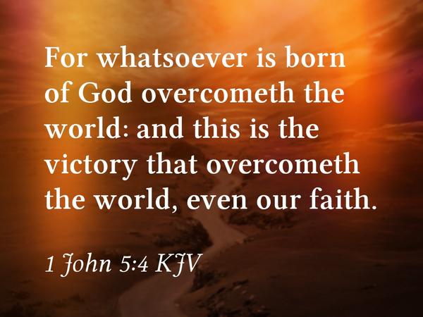 Praise and Overcoming