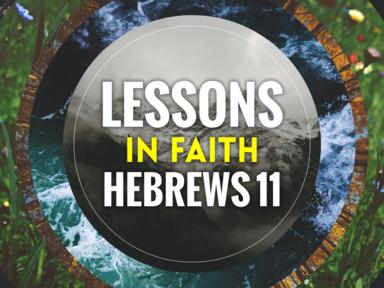 """Sunday March 22nd 2020 """"Noah's Active Faith"""" Pastor Trevor Rosine"""