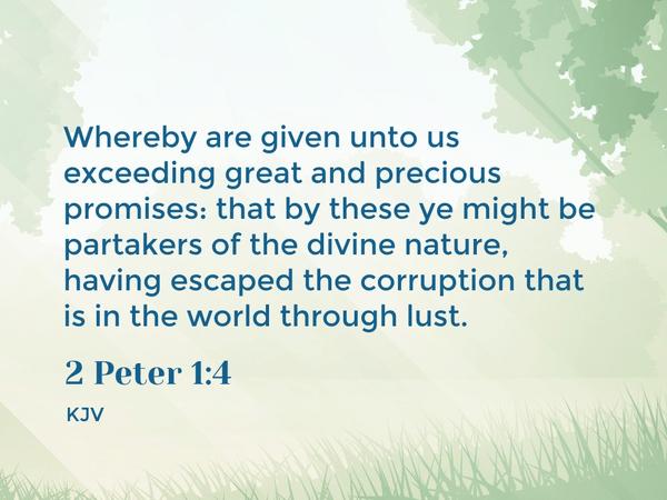 Praising in the Promises