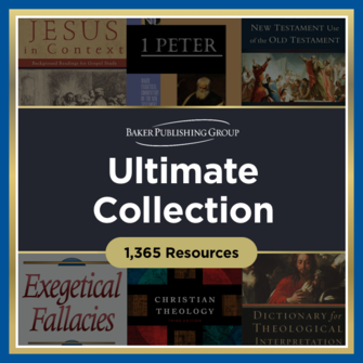 Baker Ultimate Collection (1,365 Resources)