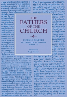 Ecclesiastical History, Books 1–5 (The Fathers of the Church)