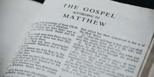 The Unheeded Christ - Matthew's Gospel