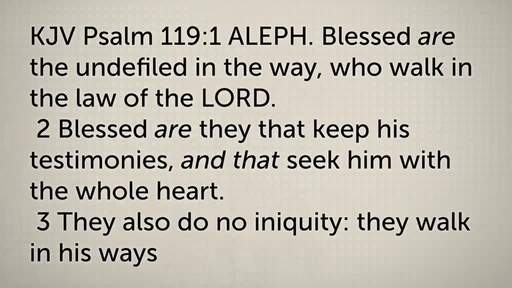 Bible Study Isaiah 52-53