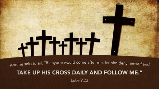 Jesus's Last Week--Friday