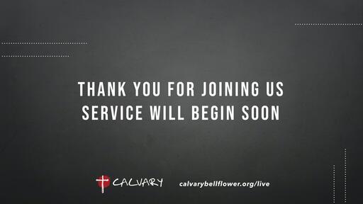Calvary Bellflower Live