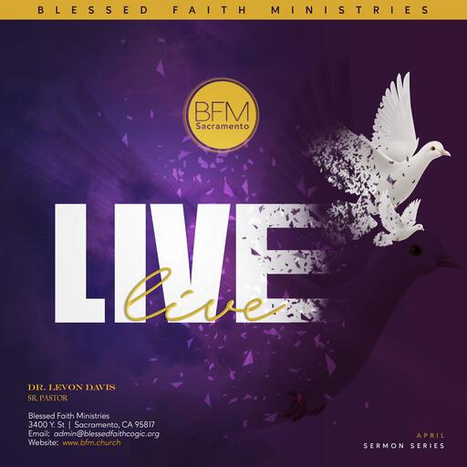 April Sermon Series LIVE