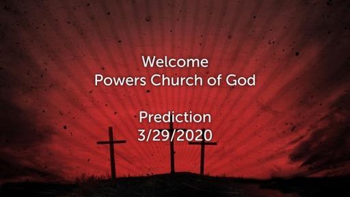 Prediction 3/29/2020
