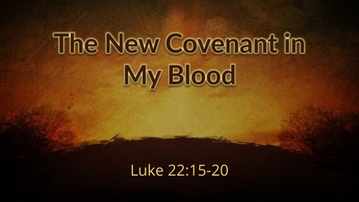 New Covenant Creation