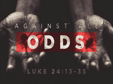 Against All Odds --Because it's True