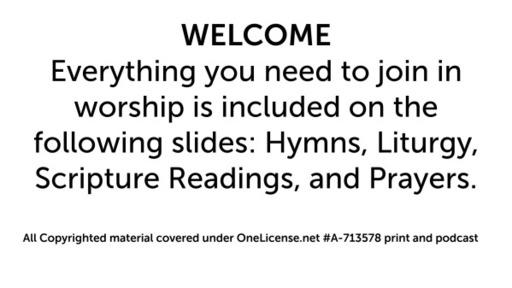 2020-3-29 Worship