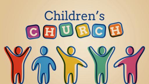 Children's Church 3/29/20