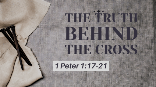 The Truth Behind the Cross