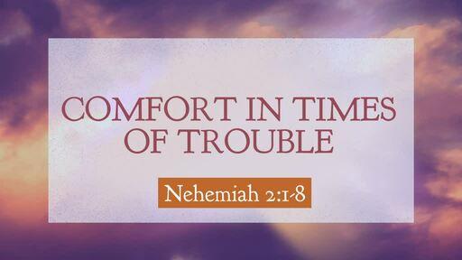 Nehemiah 2:1-8