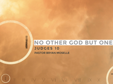 No other God but One-Broadcast 2-Sunday, March 29 2020
