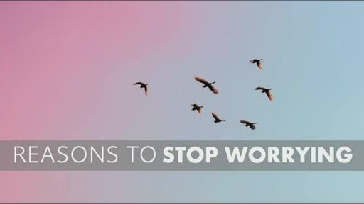Reasons to Stop Worrying
