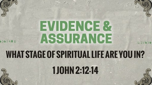 What stage of spiritual life are you in?