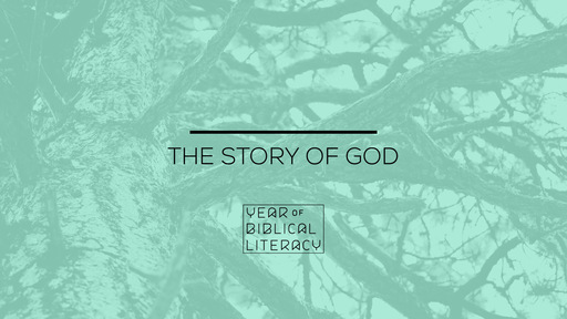 The Story of God – The Story and the Spirit
