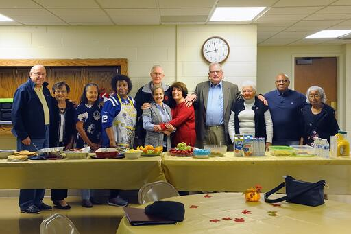 2018.10.28 - Seniors Breakfast