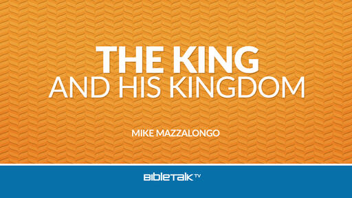 The King and His Kingdom: Jesus in the Gospel of Matthew
