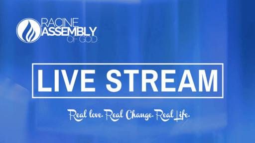 Racine Assembly of God Live Stream 03 31 2020