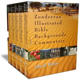 Zondervan Illustrated Bible Backgrounds Commentary: Old Testament, 5 vols. (ZIBBC)