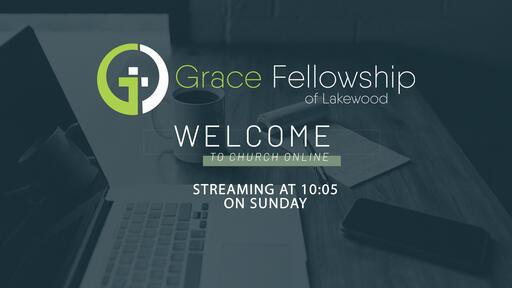 Grace Live Stream