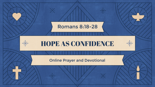 Hope as confidence