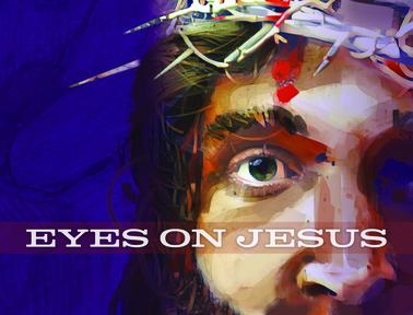 "Lent 5 Midweek ""Worldly Eyes"""