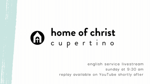 HOC5 English Service Livestream