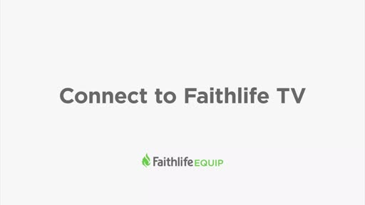Connect To Faithlife TV