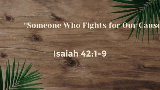 Sunday Sermon/04/05/2020
