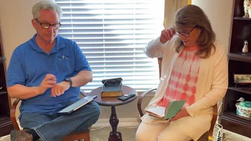 Pastor Robert & Kathy April 1, 2020