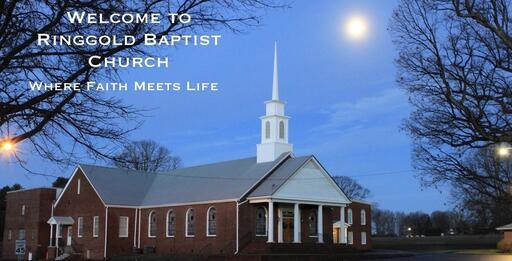 Ringgold Baptist Church Live Stream